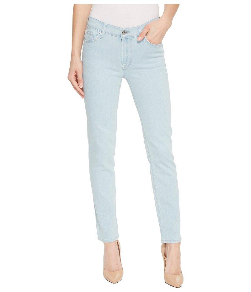 ハドソンジーンズ レディース デニムパンツ ボトムス Tally Mid-Rise Skinny Crop Jeans in Sage Extract Sage Extract