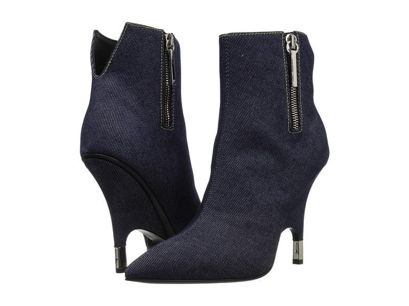 ジュゼッペザノッティ レディース ブーツ・レインブーツ シューズ I870075 Kim Jeans Blue