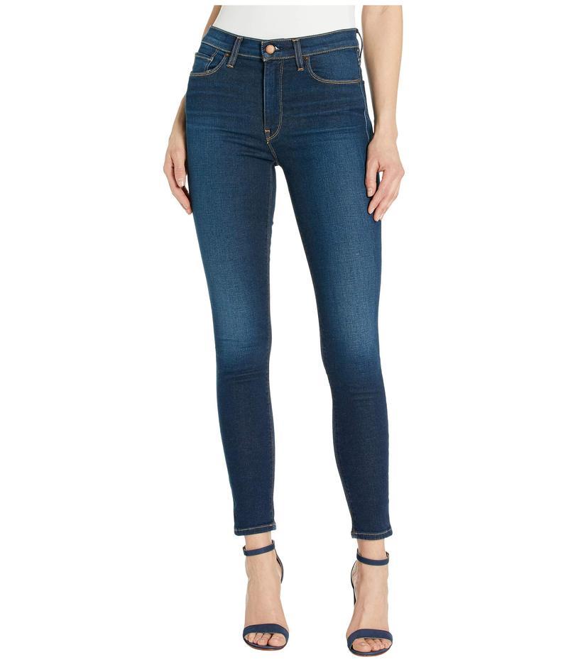 ハドソンジーンズ レディース デニムパンツ ボトムス Barbara High-Waisted Ankle Skinny Jeans in Elevate Elevate