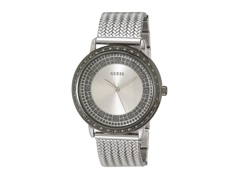 ゲス レディース 腕時計 アクセサリー U0836L2M Silver