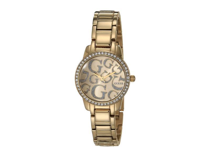 ゲス レディース 腕時計 アクセサリー W0891l2 Gold