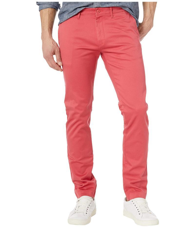 ジェイクルー メンズ カジュアルパンツ ボトムス 484 Slim-Fit Pant in Stretch Chino Newport Red