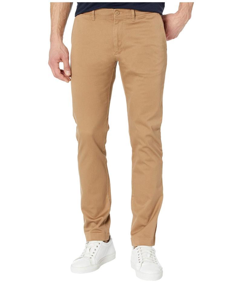 ジェイクルー メンズ カジュアルパンツ ボトムス 484 Slim-Fit Pant in Stretch Chino River Brown