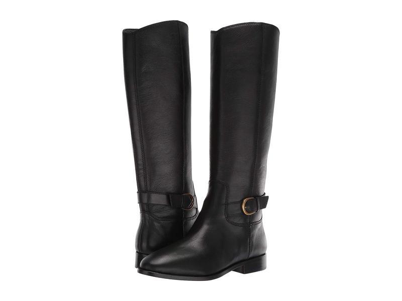 ジェイクルー レディース ブーツ・レインブーツ シューズ Leather Classic Troy Boot Black