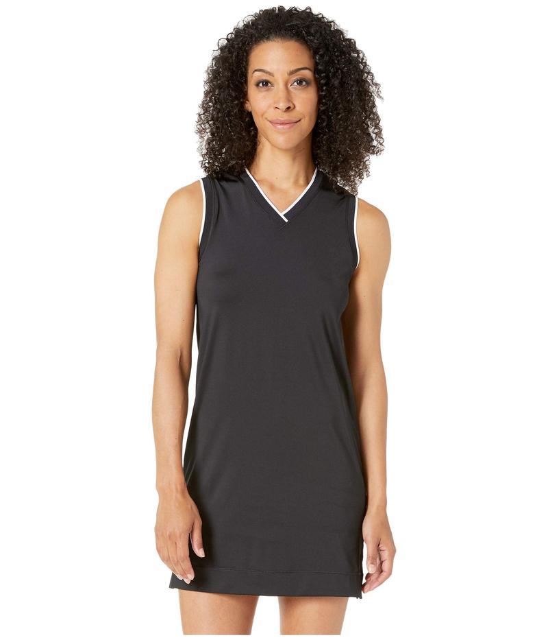ロル レディース ワンピース トップス Cross Court Dress Black
