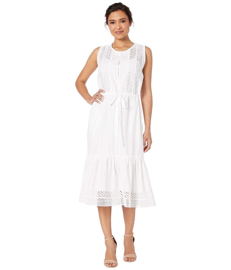 ラッキーブランド レディース ワンピース トップス Sophia Dress Lucky White