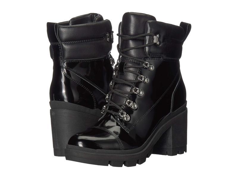 マーク・フィッシャー レディース ブーツ・レインブーツ シューズ Kachine Black Multi Leather