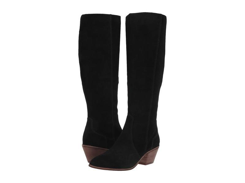 メイドウェル レディース ブーツ・レインブーツ シューズ Greta Tall Western Boot True Black