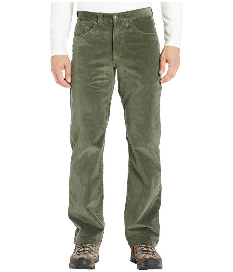 マウンテンカーキス メンズ カジュアルパンツ ボトムス Canyon Cord Pants Kelp