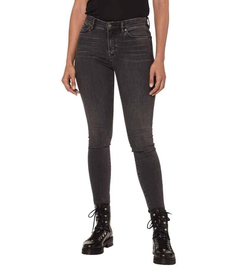 オールセインツ レディース デニムパンツ ボトムス Grace Jeans Washed Black