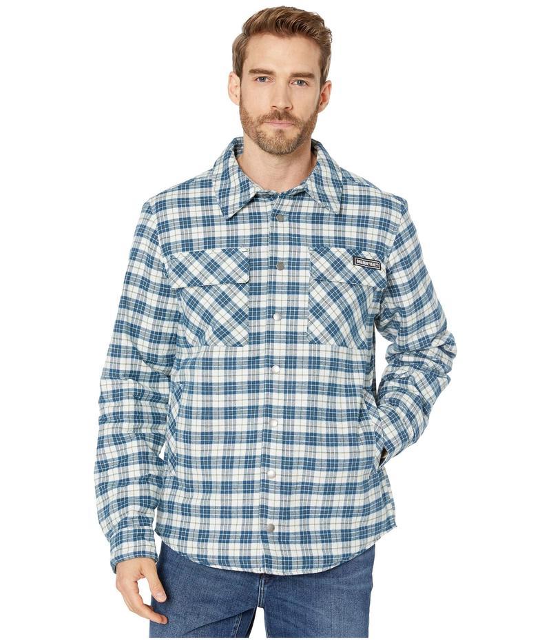 オバマイヤー メンズ コート アウター Avery Flannel Jacket Icy Mey Plaid