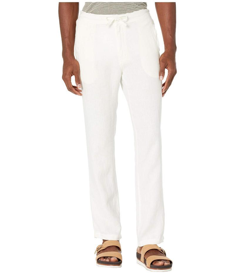 オニア メンズ カジュアルパンツ ボトムス Collin Pants White