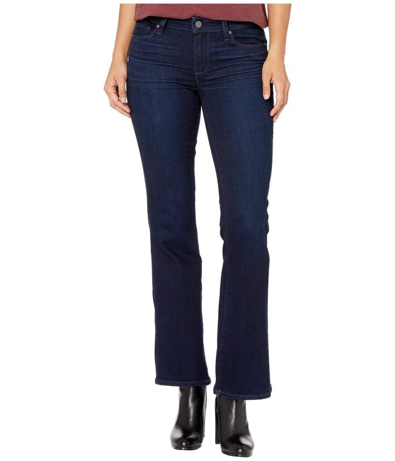 ペイジ レディース デニムパンツ ボトムス Skyline Boot Petite Jeans in Telluride Telluride