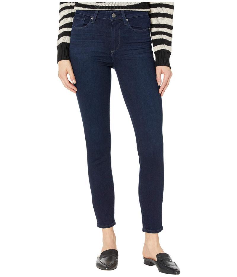 ペイジ レディース デニムパンツ ボトムス Hoxton Ankle Jeans in Telluride Telluride