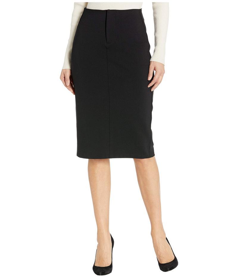 エヌワイディージェイ レディース スカート ボトムス Pencil Skirt in Black Black