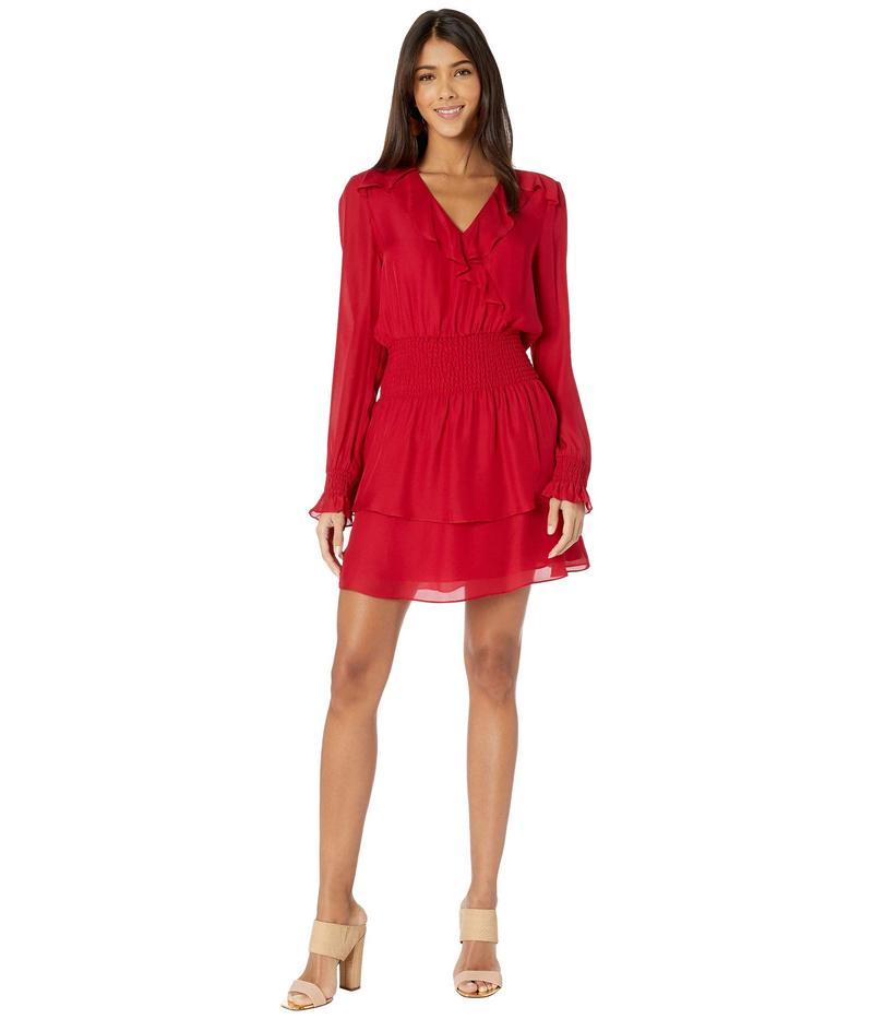 パーカー レディース ワンピース トップス Maisy Dress Ruby