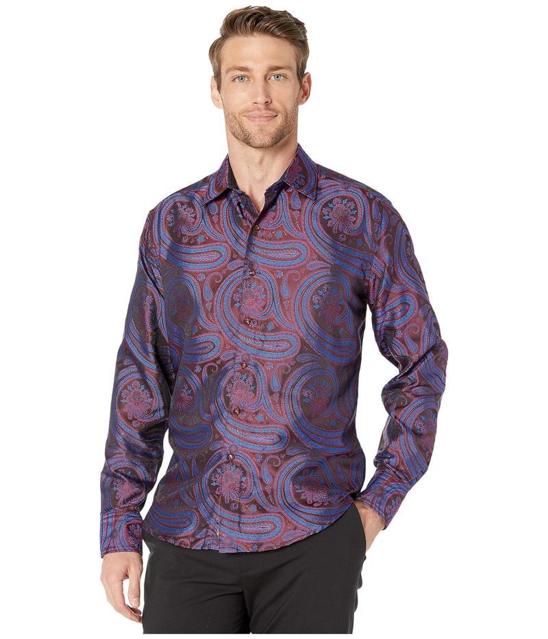 ロバートグラハム メンズ シャツ トップス Limited Edition Paisley Park Long Sleeve Sport Shirt Multi