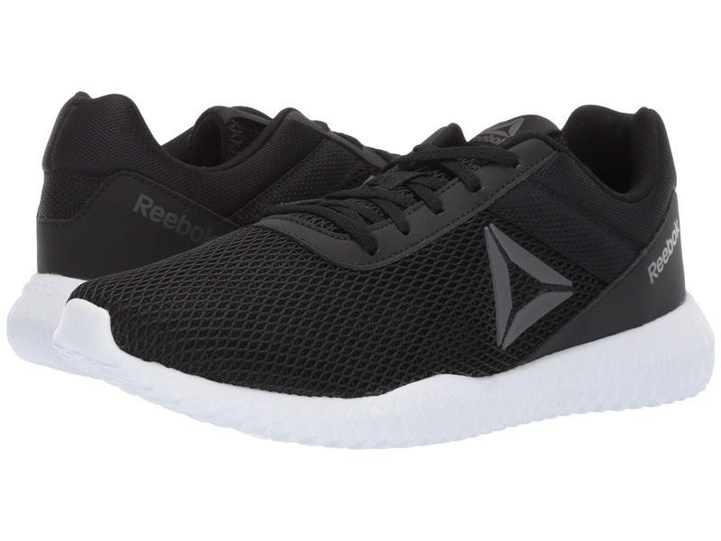 リーボック メンズ スニーカー シューズ Flexagon Energy TR Black/True Grey/White