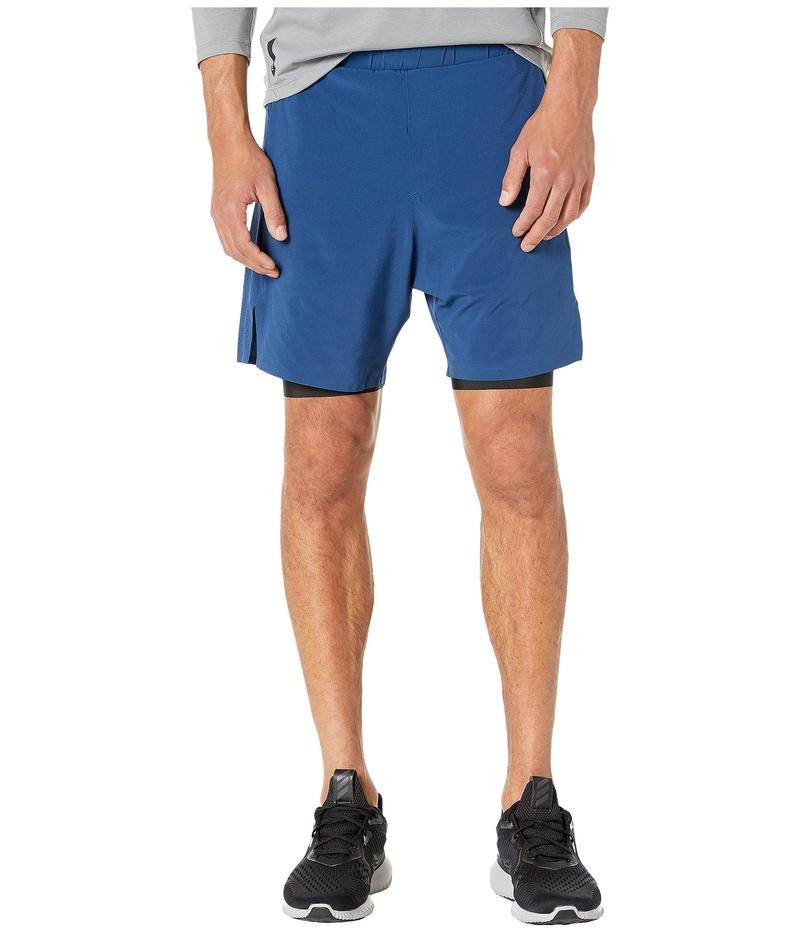 リュー メンズ ハーフパンツ・ショーツ ボトムス Interval Shorts Cerulean