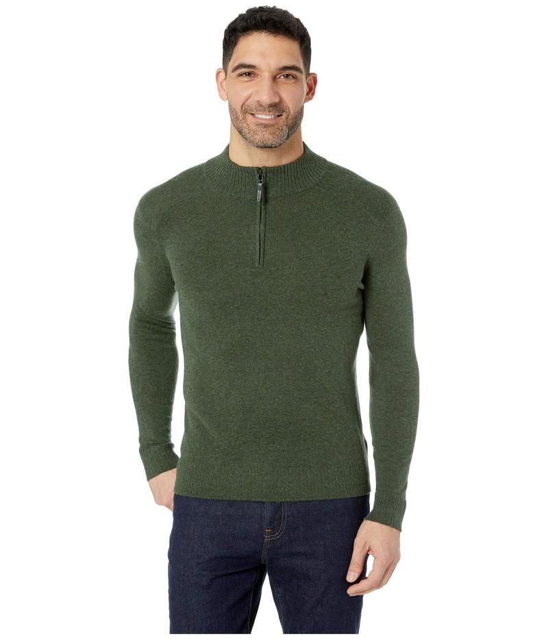 スマートウール メンズ ニット・セーター アウター Sparwood 1/2 Zip Sweater Scarab Heather