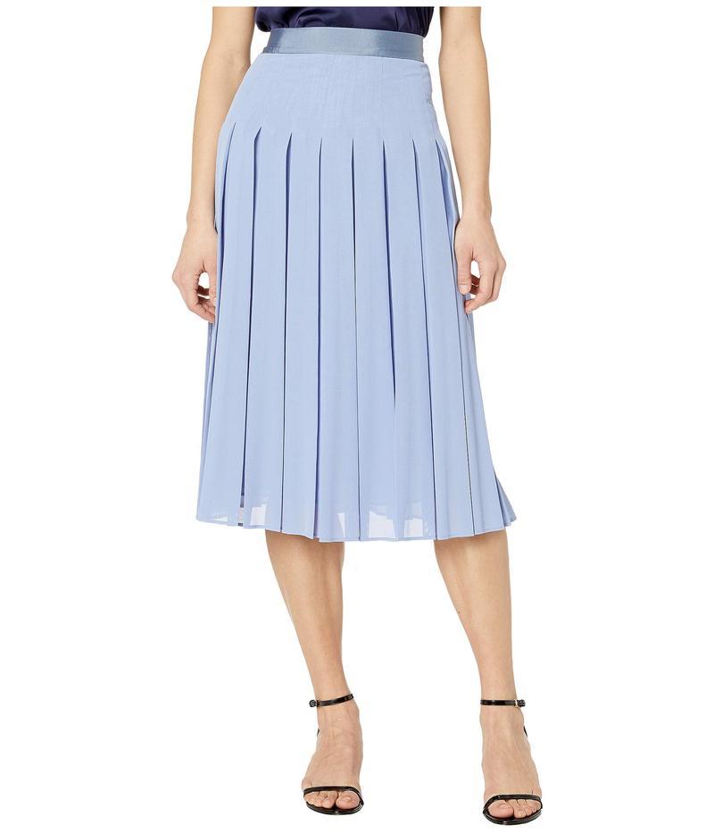 スポーツマックス レディース スカート ボトムス Code Barnaba Skirt Light Blue
