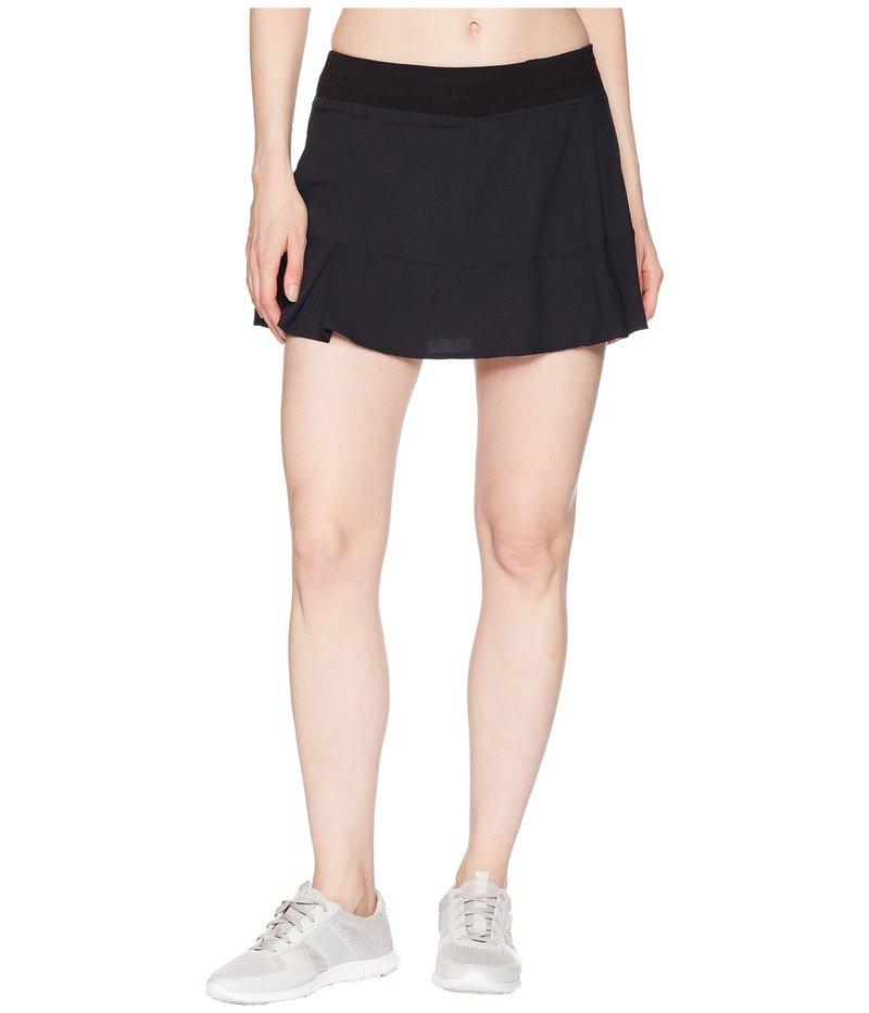 タスクパフォーマンス レディース スカート ボトムス Rhythm II Skirt Black
