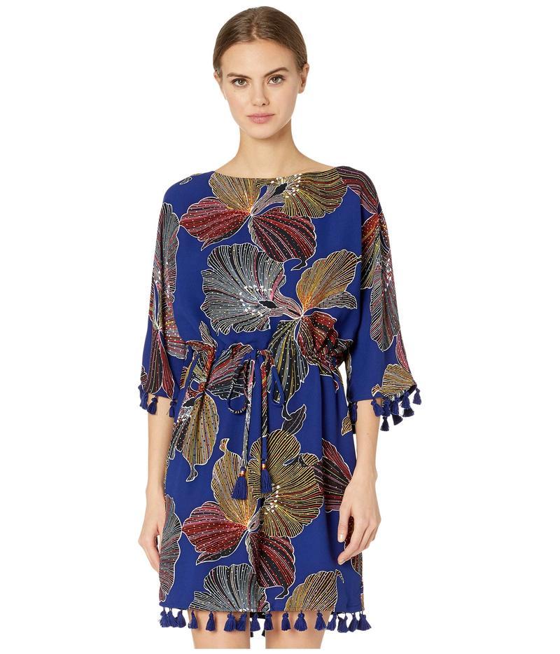 トリーナターク レディース ワンピース トップス Spring Dress Multi
