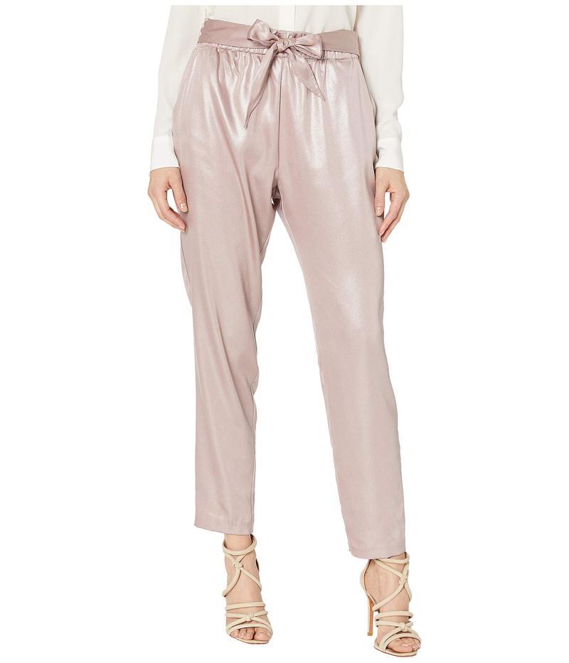 BCBジェネレーション レディース カジュアルパンツ ボトムス Self Tie Pants TMK2205393 Lavender Mist