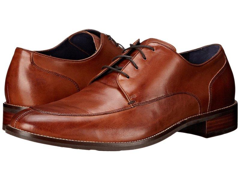 コールハーン メンズ オックスフォード シューズ Lenox Hill Split Ox British Tan