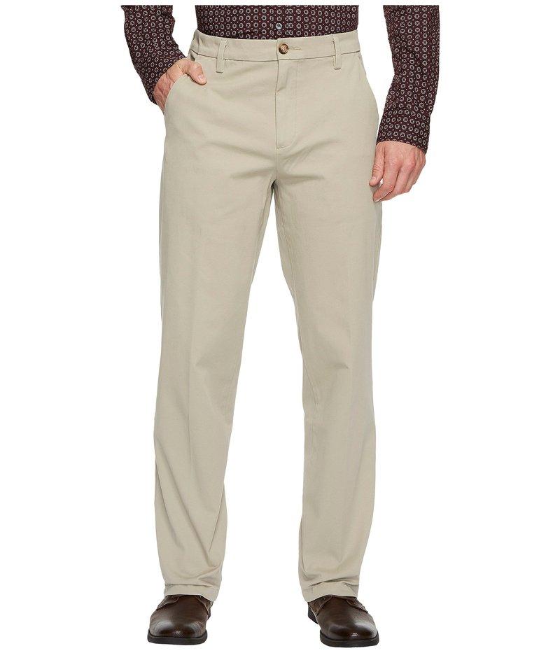 ドッカーズ メンズ カジュアルパンツ ボトムス Classic Fit Workday Khaki Smart 360 Flex Pants Safari Beige