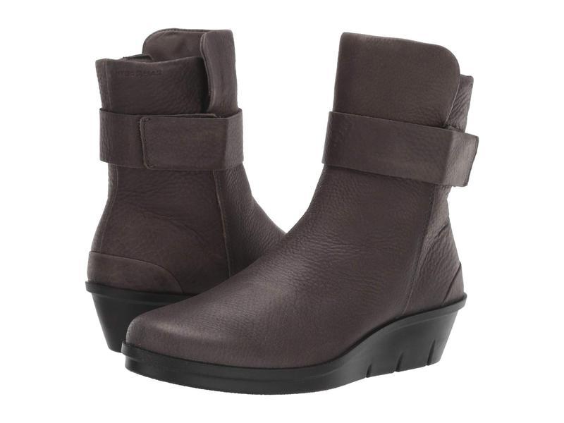 エコー レディース ブーツ・レインブーツ シューズ Skyler Hydromax¢ Boot Warm Grey