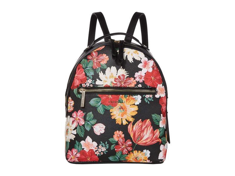 フィオレリ レディース バックパック・リュックサック バッグ Anouk Backpack Roma Print