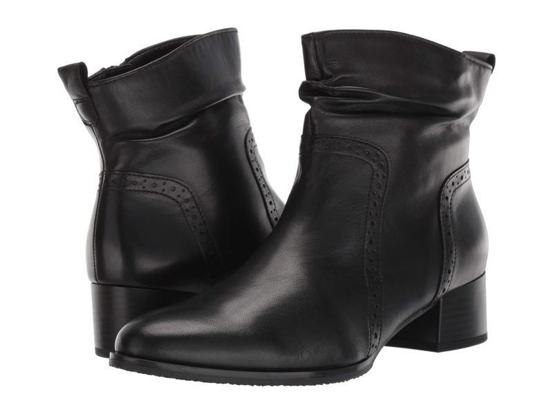 ガボール レディース ブーツ・レインブーツ シューズ Gabor 35.504 Black Glove