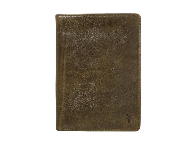 フライ メンズ 財布 アクセサリー Austin Passport Wallet Pine