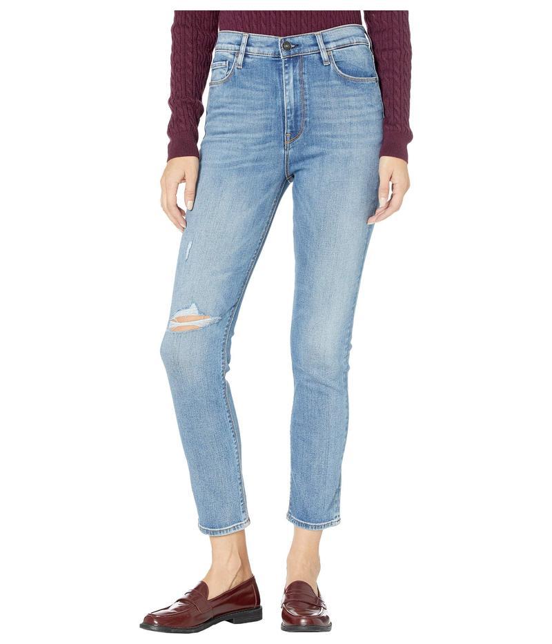 ハドソンジーンズ レディース デニムパンツ ボトムス Holly High-Rise Skinny Ankle Jeans in Stay Stay