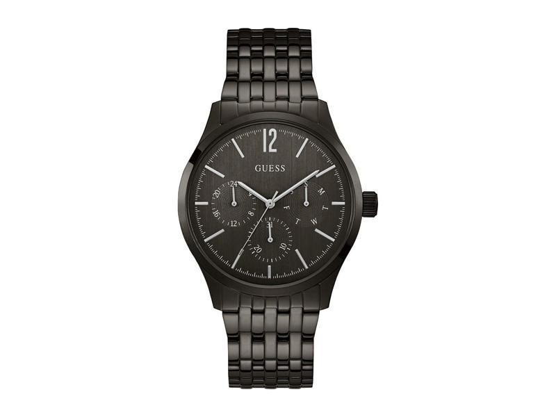 ゲス メンズ 腕時計 アクセサリー U0995G4M Gunmetal