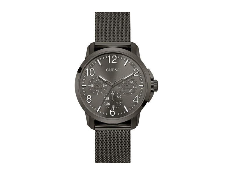 ゲス メンズ 腕時計 アクセサリー U1040G2M Gunmetal