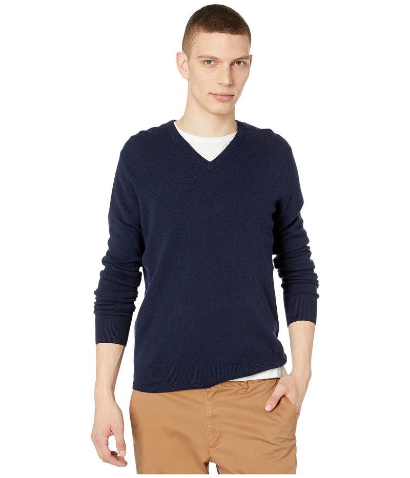 ジェイクルー メンズ ニット・セーター アウター Everyday Cashmere V-Neck Sweater Navy