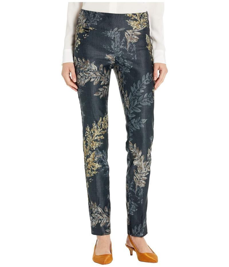 リゼッタ レディース カジュアルパンツ ボトムス San Pedro Print Slim Pants Charcoal