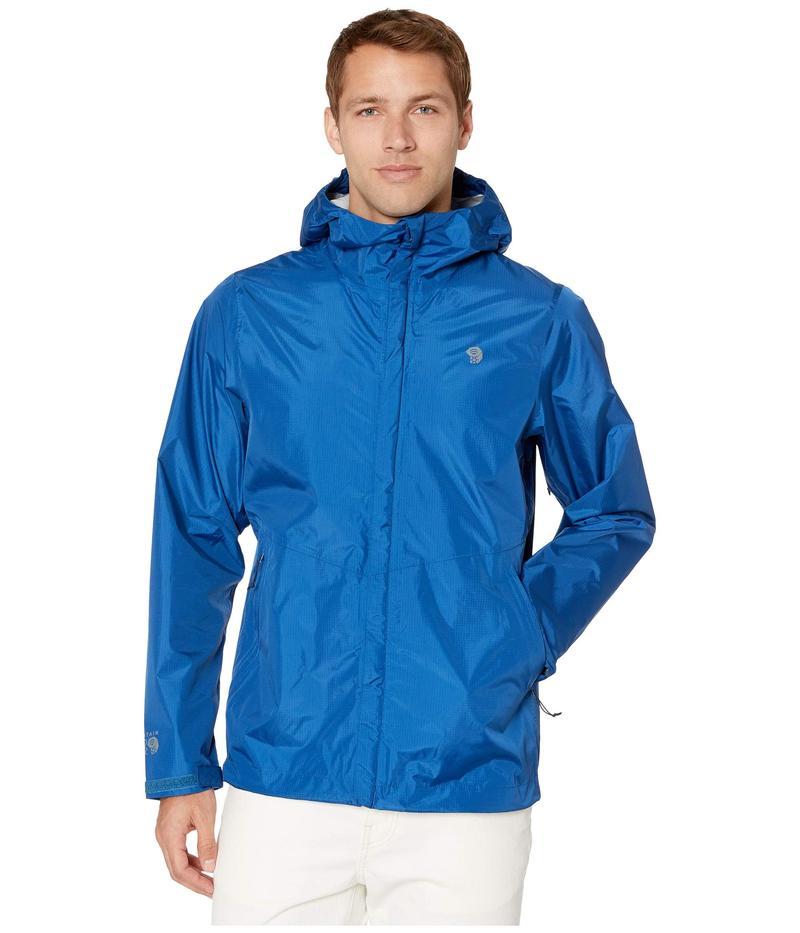 マウンテンハードウェア メンズ コート アウター Acadia Jacket Nightfall Blue