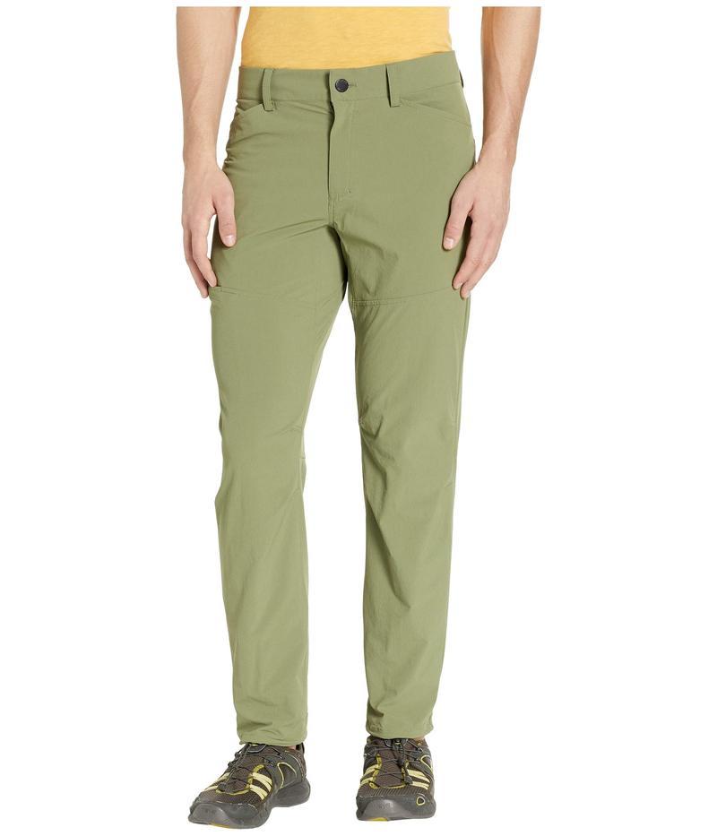 マウンテンハードウェア メンズ カジュアルパンツ ボトムス Logan Canyon¢ Pants Light Army