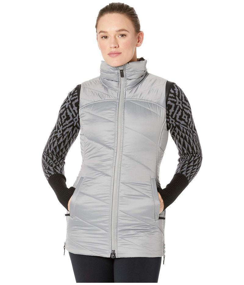 スマートウール レディース コート アウター Smartloft 150 Vest Alloy