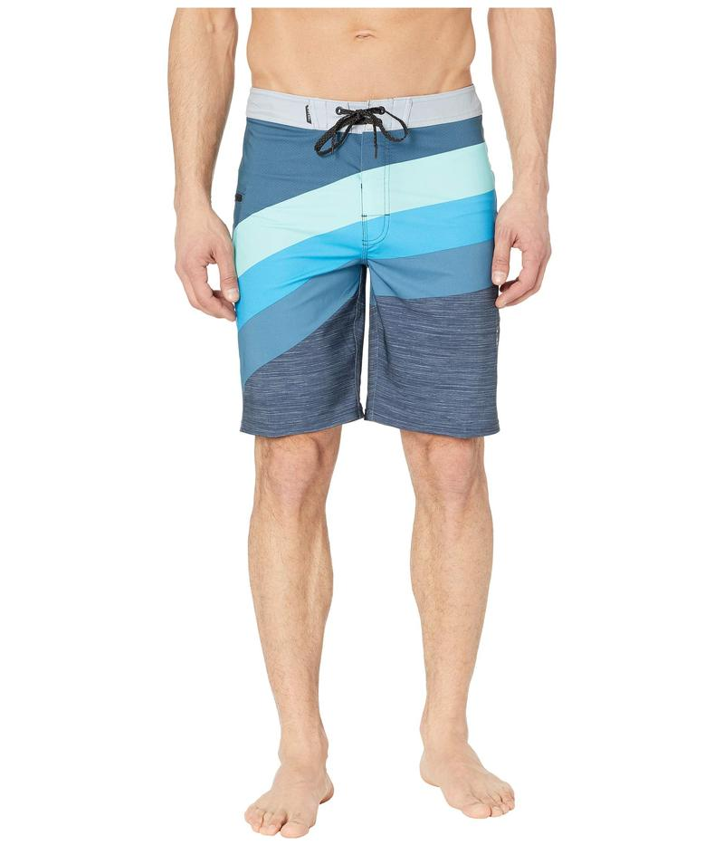 リップカール メンズ ハーフパンツ・ショーツ 水着 Mirage React Boardshorts Blue