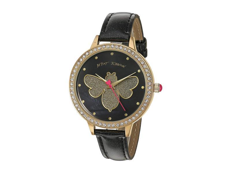 ベッツィジョンソン レディース 腕時計 アクセサリー Glittering Goodness Watch - 37259143GLD710 Gold