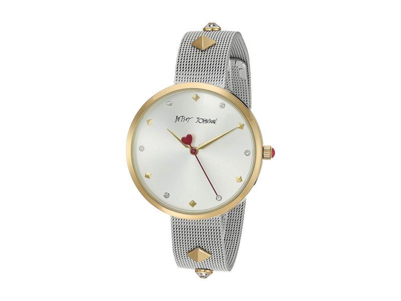 ベッツィジョンソン レディース 腕時計 アクセサリー A Moment In Time Watch - 37259432GST711 Silver