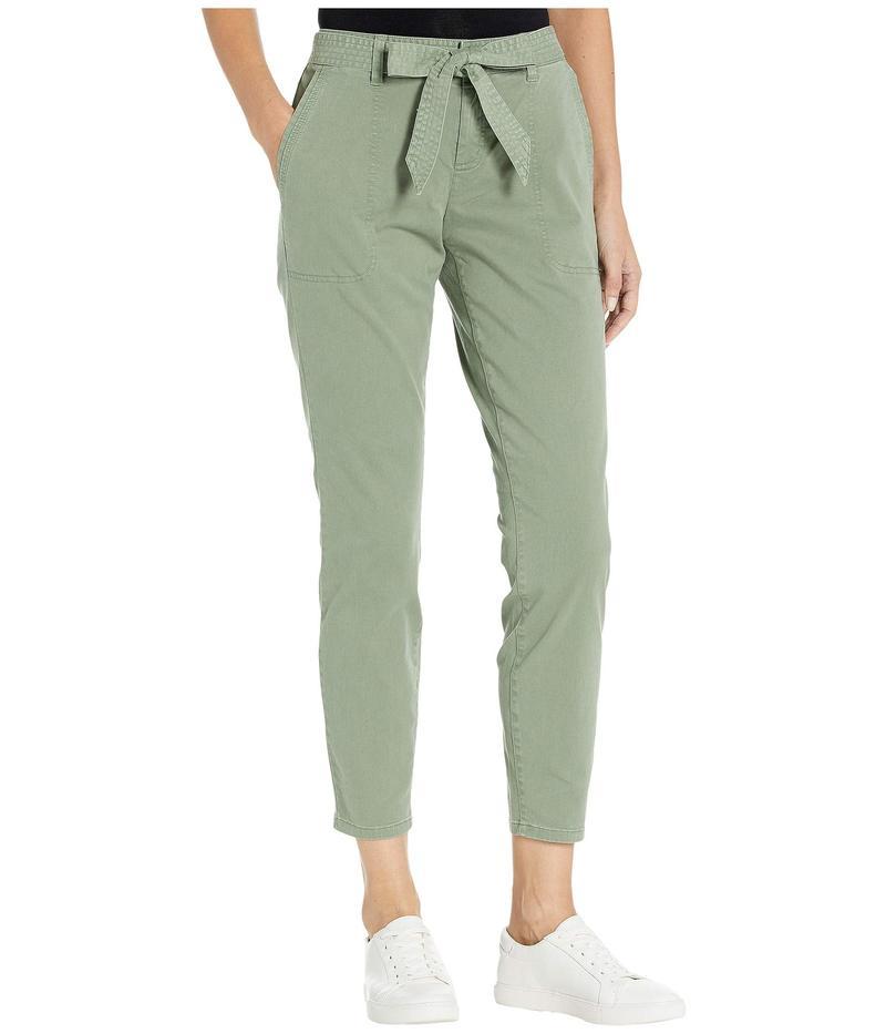 ヴァインヤードヴァインズ レディース カジュアルパンツ ボトムス High-Waist Skinny Utility Pants Sage Olive