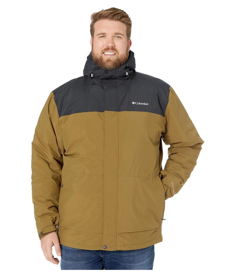 <title>送料無料 サイズ交換無料 コロンビア メンズ アウター コート Olive Brown Black Big Tall Horizon Explorer¢ 年末年始大決算 Insulated Jacket</title>