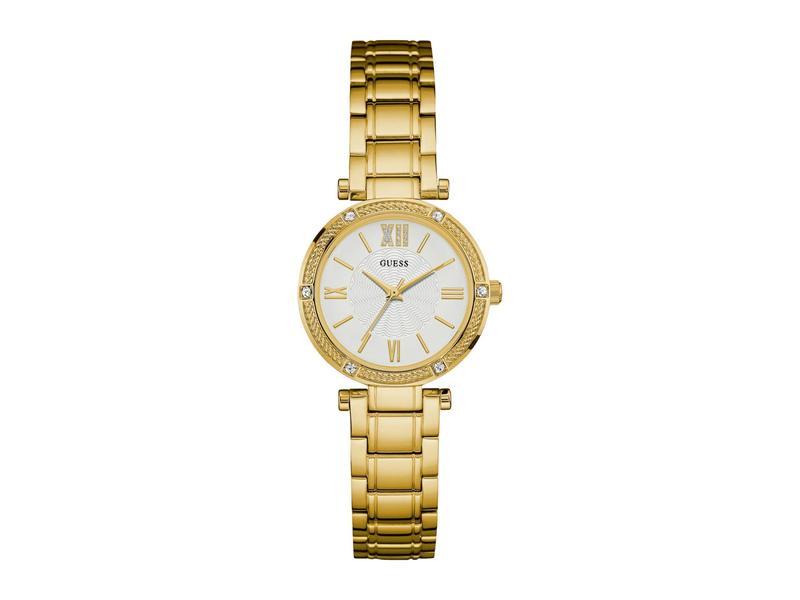 ゲス レディース 腕時計 アクセサリー W0767L2 Gold