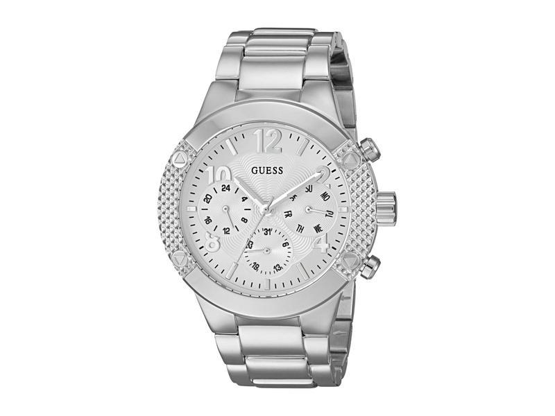 ゲス レディース 腕時計 アクセサリー U0849L1 Silver