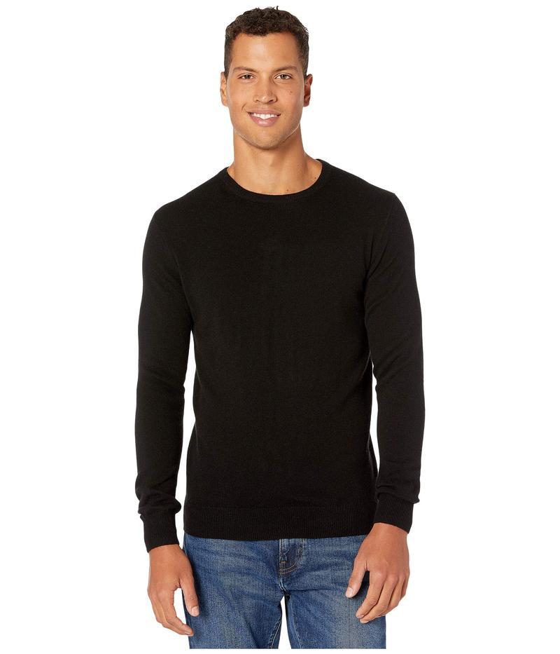 ジェイクルー メンズ ニット・セーター アウター Everyday Cashmere Crewneck Sweater in Solid Black